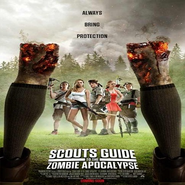فيلم Scouts Guide to the Zombie Apocalypse 2015 مترجم ديفيدى