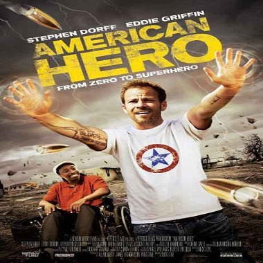 فيلم American Hero 2015 مترجم دي في دي
