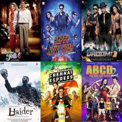 مترجم افضل 6 افلام هندي