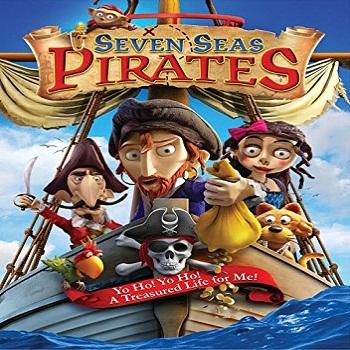 فيلم Seven Seas Pirates 2015 مترجم دي في دي