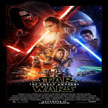 فيلم Star wars The Force Awakens 2015 مترجم كــــام