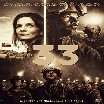 فيلم The 33 2015 مترجم ديفيدى