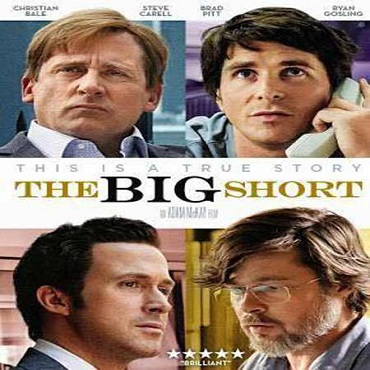 فيلم The Big Short 2015 مترجم دي في دي