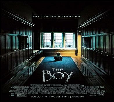فيلم The Boy 2016 مترجم تى اس