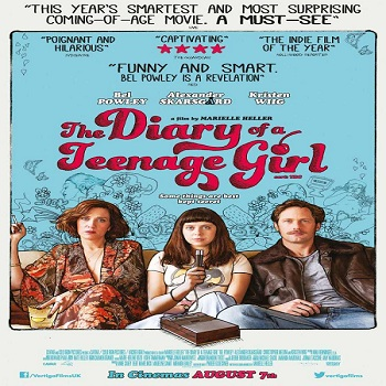 فيلم The Diary of a Teenage Girl 2015 مترجم دي في دي