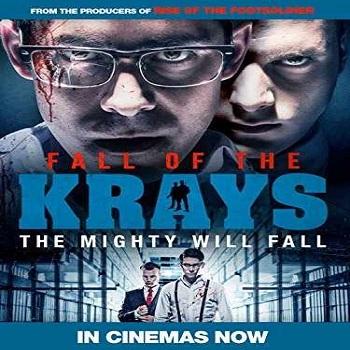 فيلم The Fall of the Krays 2016 مترجم دي في دي