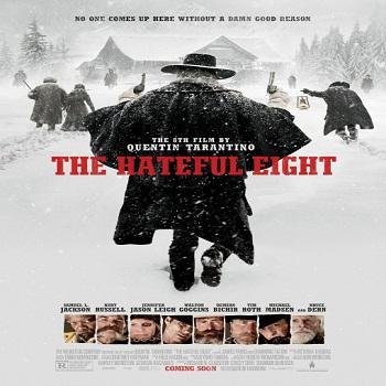 فيلم The Hateful Eight 2015 مترجم دي في دي