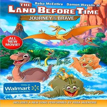 فيلم The Land Before Time XIV Journey of the Brave 2016