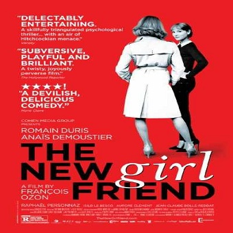 فيلم The New Girlfriend 2014 مترجم دي في دي