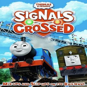 فيلم Thomas & friends Signals Crossed 2016 مترجم دي فى دي