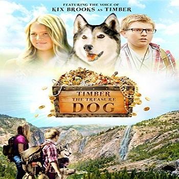 فيلم Timber the Treasure Dog 2015 مترجم دي فى دي