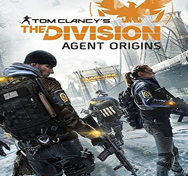 فيلم Tom Clancys the Division Agent Origins 2016 مترجم