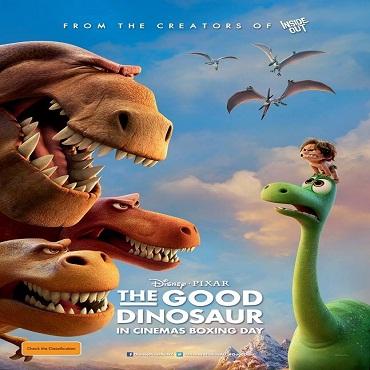 فيلم The Good Dinosaur 2015 مترجم بلوراى