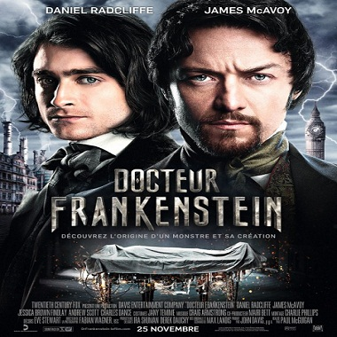 فيلم Victor Frankenstein 2015 مترجم كــــــام