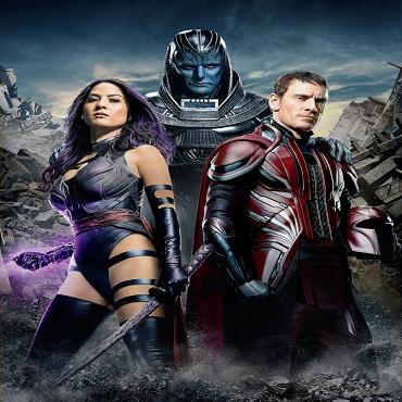 العرض الدعائى الاول لفيلم X-Men Apocalypse 2016