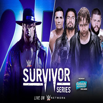 مهرجان WWE Survivor Series 2015 نسخة HD