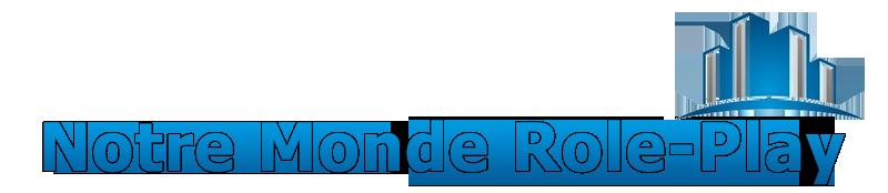 Notre Monde Role-Play