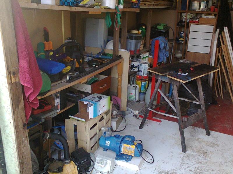 ranger mon garage. Black Bedroom Furniture Sets. Home Design Ideas