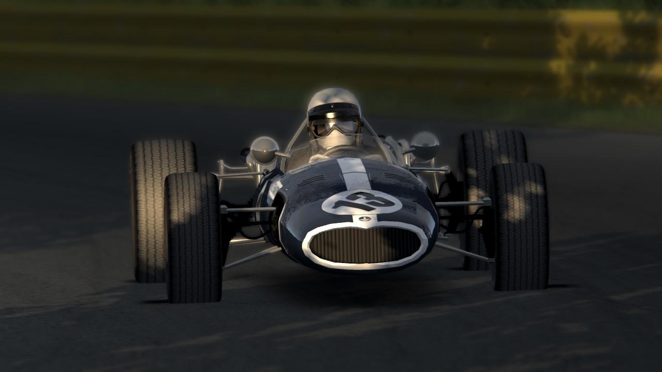 F1 LEGENDS RACING @ ASSETTO CORSA