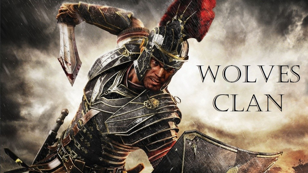 WOLVES CLAN TOTAL WAR