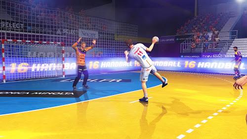 حصريا الرائعة والمنتظرة Handball