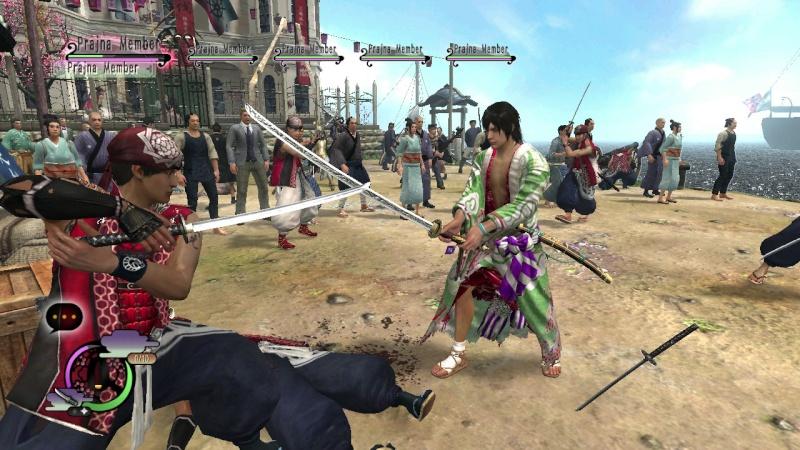 حصريا لعبة الاكشن والقتال الرهيبة