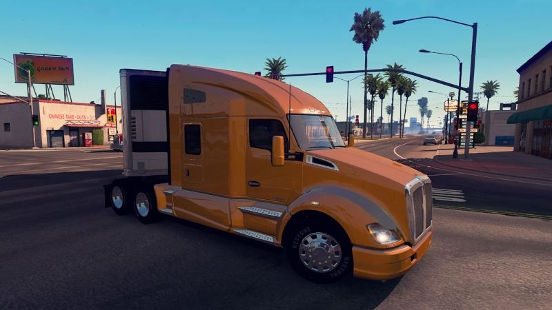 العاب قيادة الشاحنات الرائعة