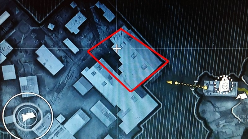 Xbox 360] Gulag Camp - can't reach missing collectable