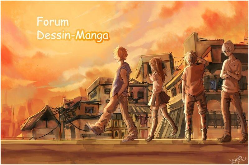 Forum dessin et manga