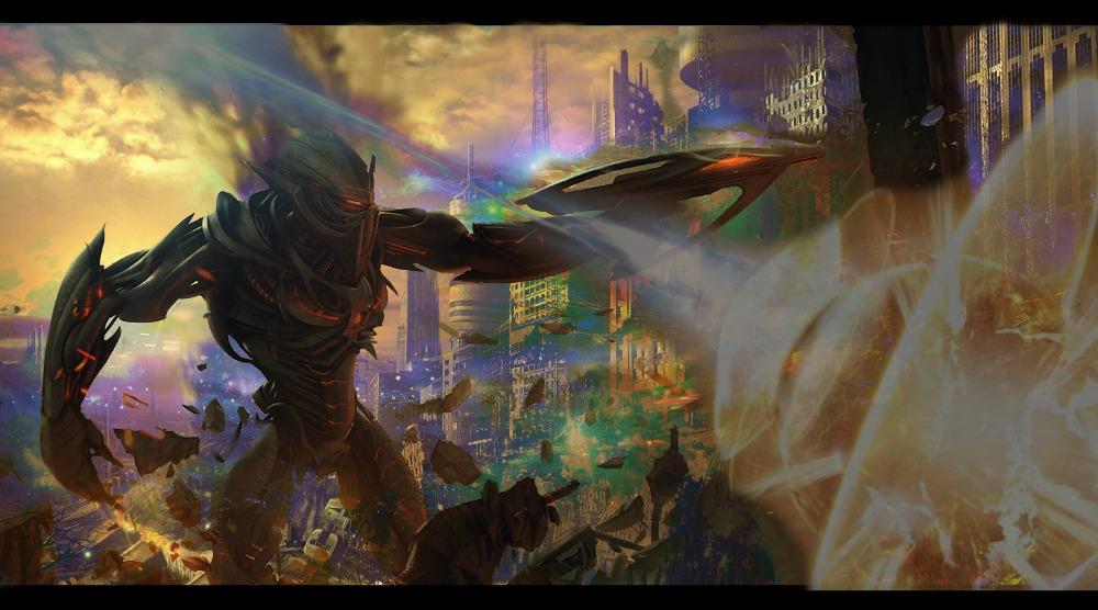 Destroyer of worlds.