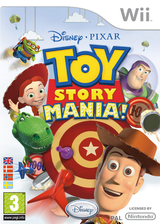 [Wii] Toy Story Mania!