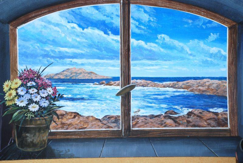 Gallerie fotografiche finestra sul mare - Cosa vedo dalla mia finestra tema ...