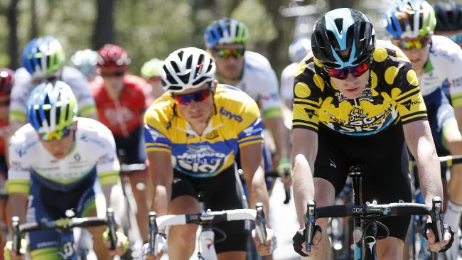 Froome e Kennaugh leaders nell'Herald Sun Tour (2.1)