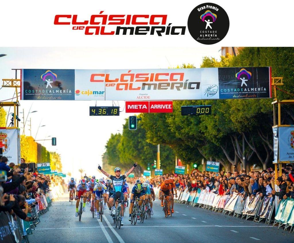 affiche poster manifesto 2016 » 31st Clásica de Almería » Almería › Almería (186 km)