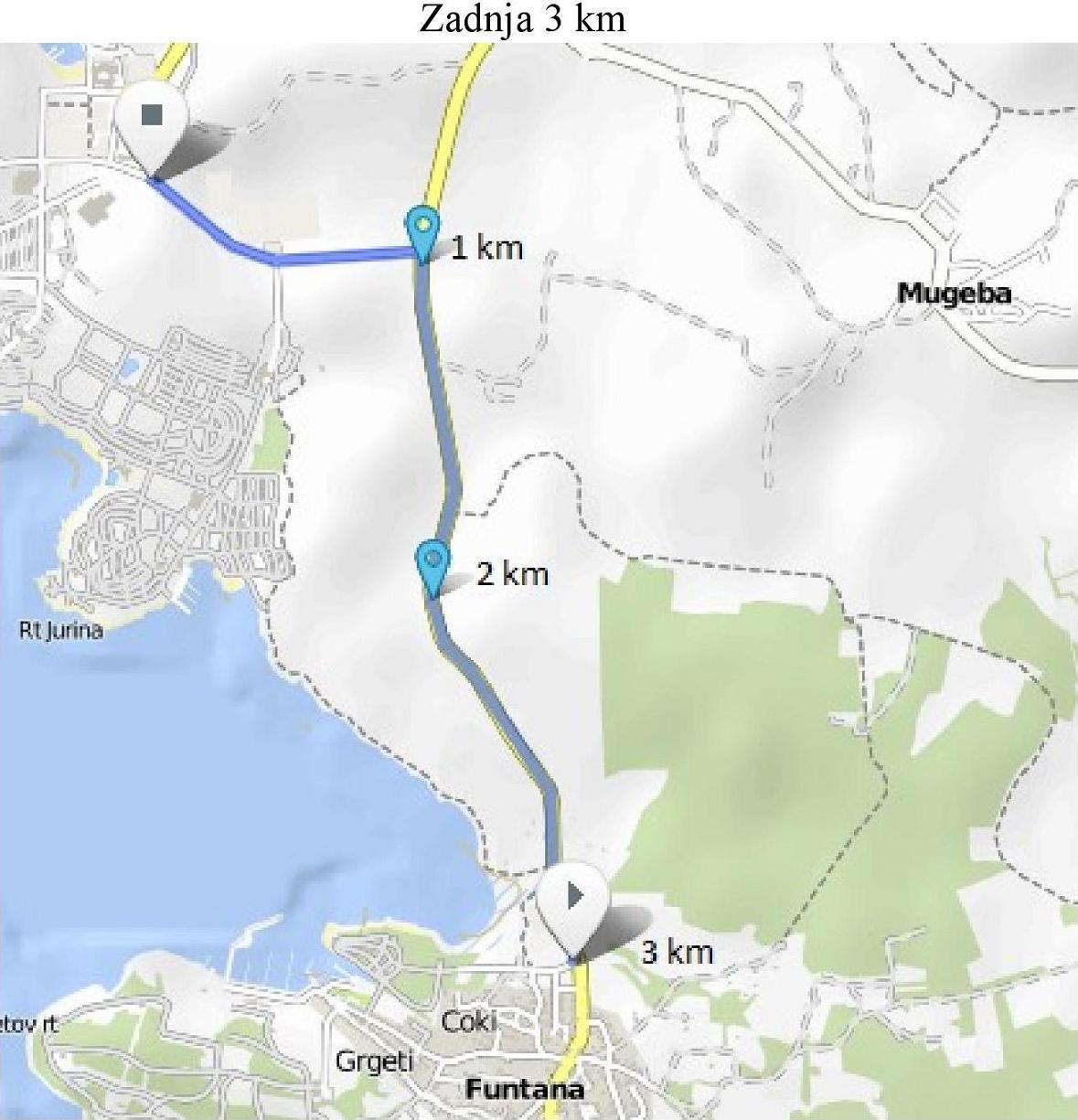 planimetria ultimi 3 Km 2016 » Grand Prix Laguna Poreč (1.2) » Poreč › Poreč (163 km)