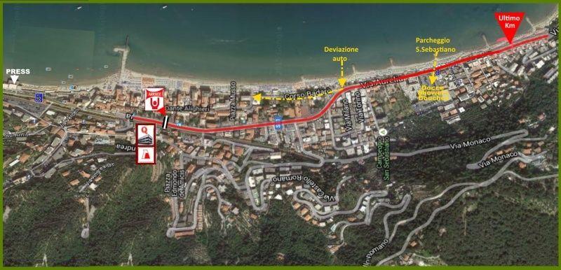 planimetria ultimo Km 2016 » 53rd Trofeo Laigueglia (1.HC) » Laigueglia › Laigueglia (192.5 km)