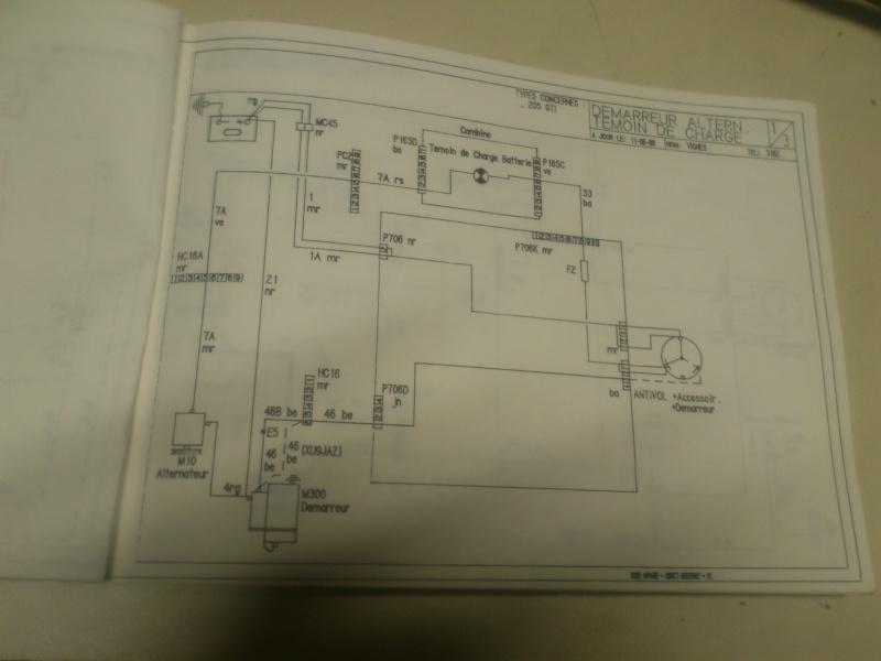planete 205 recherche sch ma lectrique de 205 equipement electrique. Black Bedroom Furniture Sets. Home Design Ideas