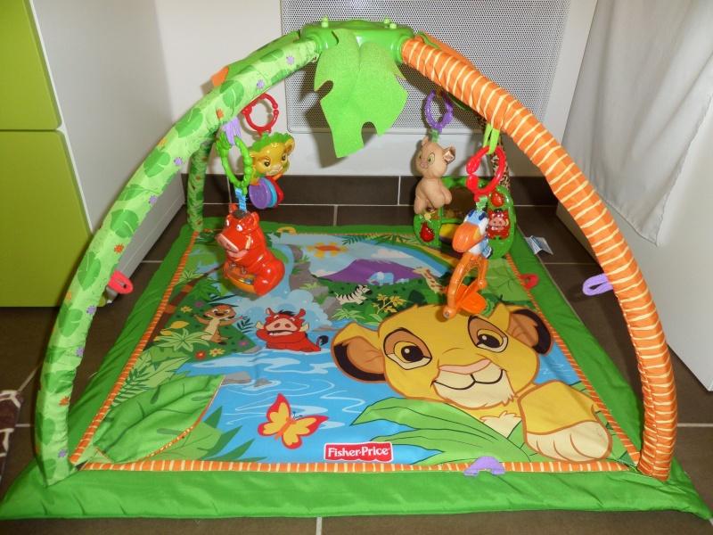 Chambre Bébé Le Roi Lion : Arrivée de bébé dans le monde disney déco chambre