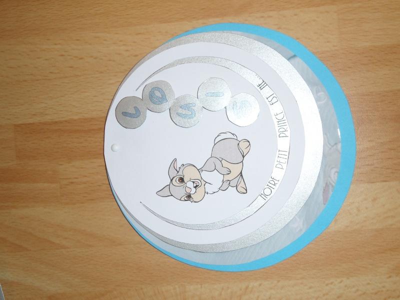 Bien connu Arrivée de bébé dans le monde de Disney (déco chambre, faire part  XU36