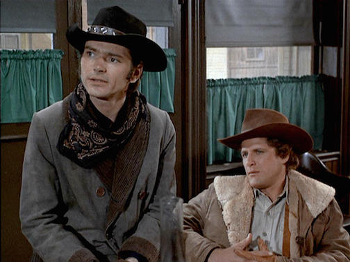 Alias Smith and Jones Writers