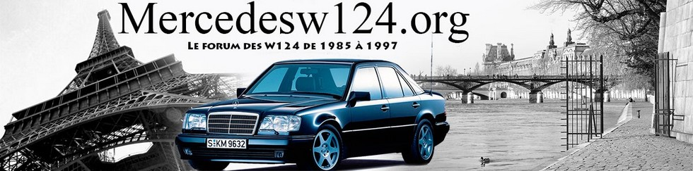 Mercedesw124.org