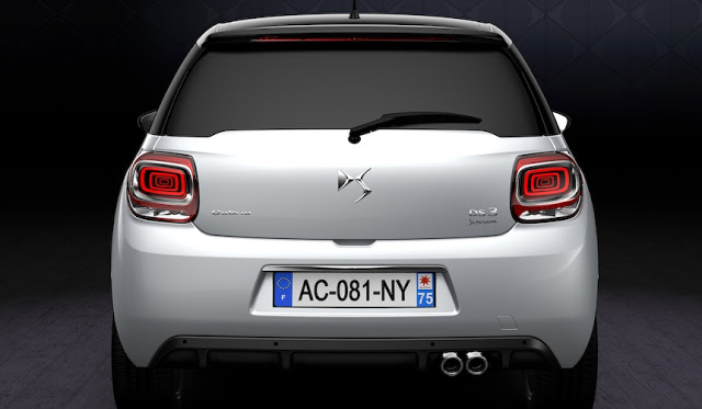2016 DS Automobiles DS 3 facelift 16