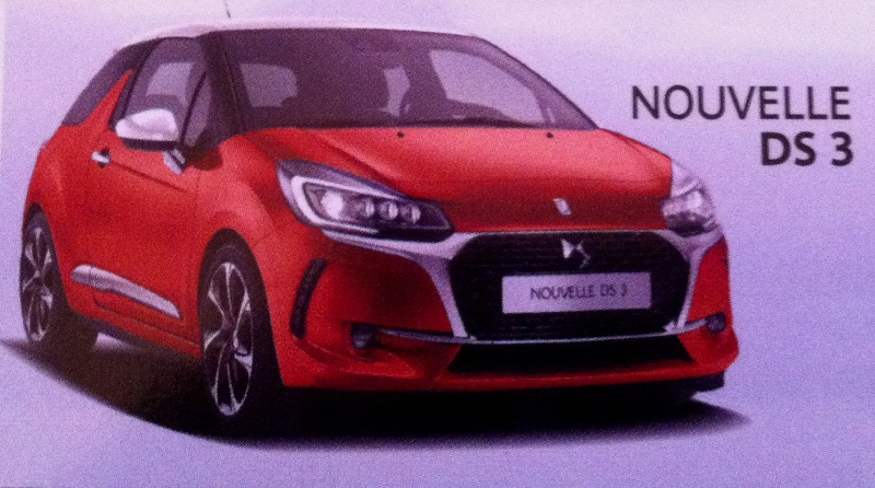 2016 DS Automobiles DS 3 facelift 36