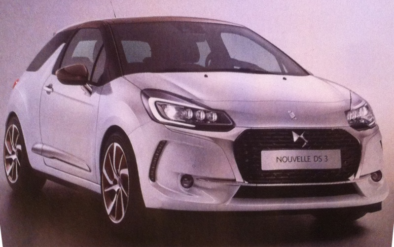 2016 DS Automobiles DS 3 facelift 37