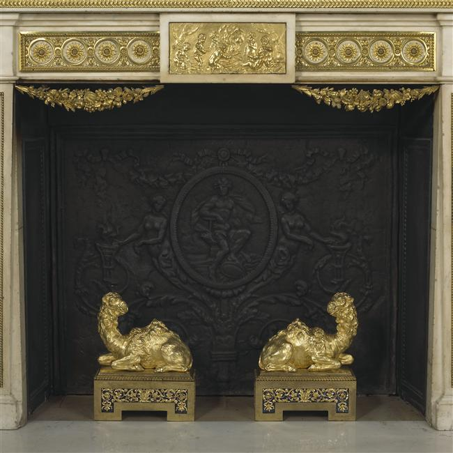 Le boudoir de marie antoinette fontainebleau page 2 for Garde meuble fontainebleau