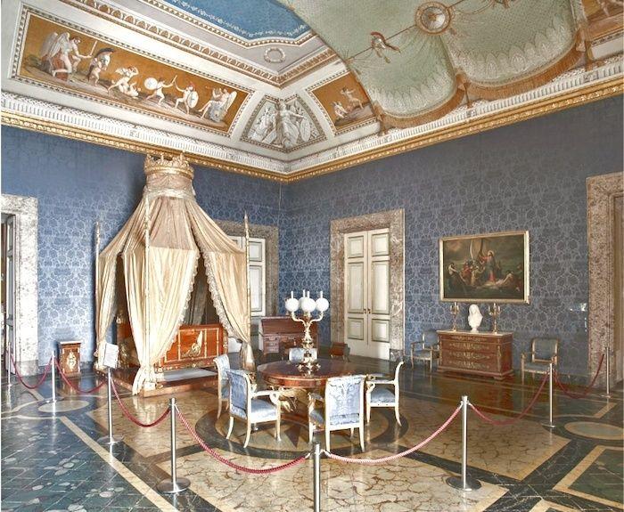 marie caroline naples le palais royal de caserte page 3. Black Bedroom Furniture Sets. Home Design Ideas