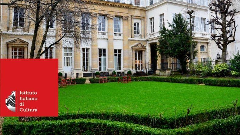 L 39 h tel de galliffet et l 39 institut culturel italien paris for Institut culturel italien paris
