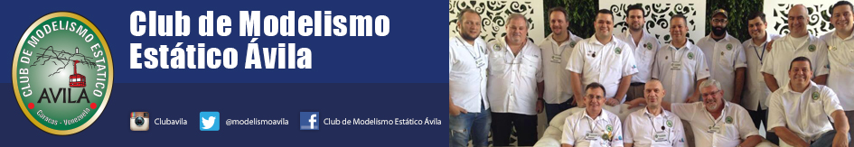 CLUB AVILA DE MODELISMO ESTATICO