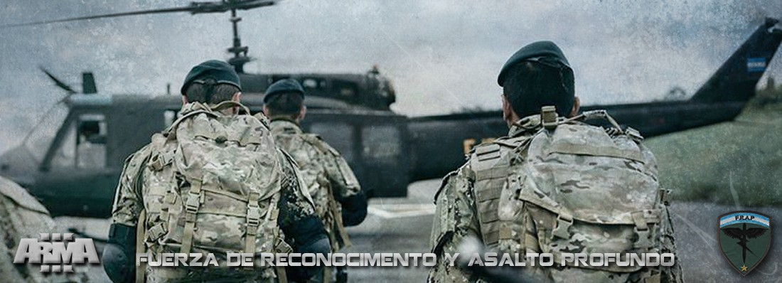 F.R.A.P  - Arma III Argentina