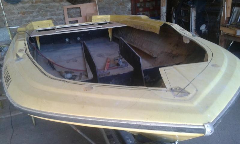 Nouveau bateau bessous - Contreplaque marine 10mm ...